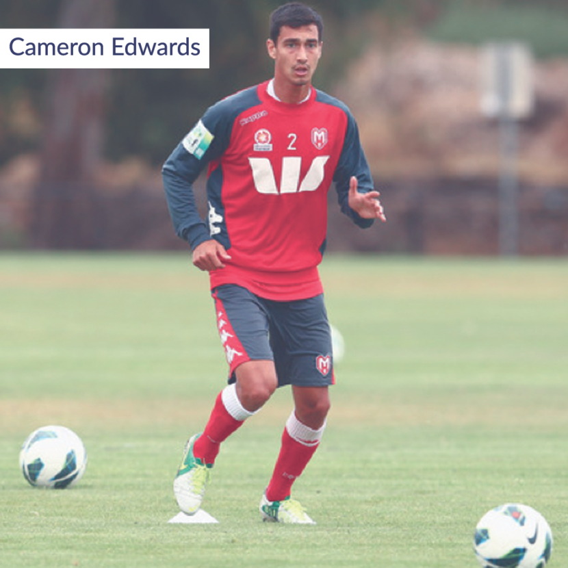 Cam Edwards Friday Five The Football Centre Perth