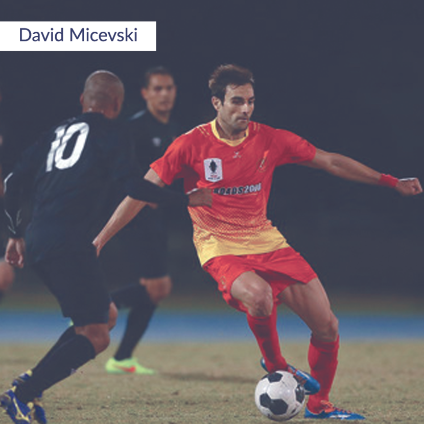 David Micevski Friday Five The Football Centre Perth