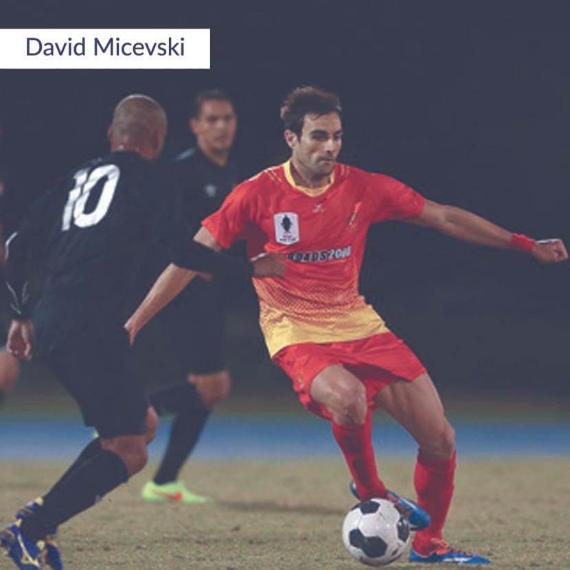 David Micevski Friday Five The Football Centre Perth