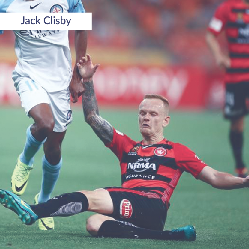 Jack Clisby Friday Five The Football Centre Perth
