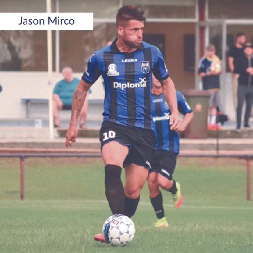 Jason Mirco Friday Five The Football Centre Perth