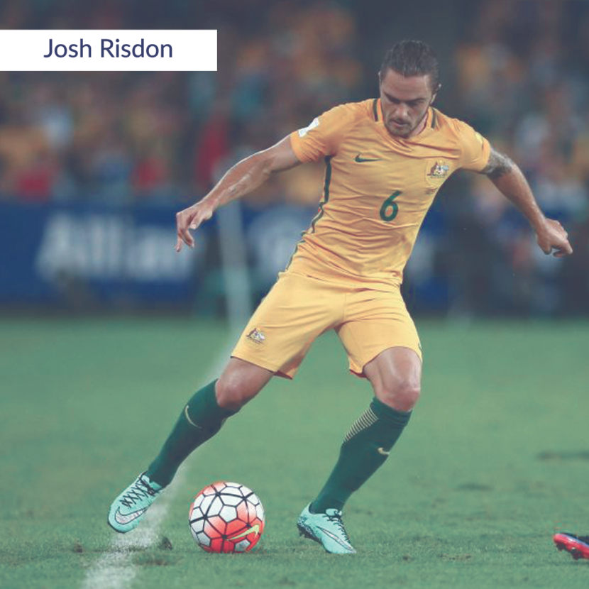 Josh Risdon Friday Five The Football Centre Perth