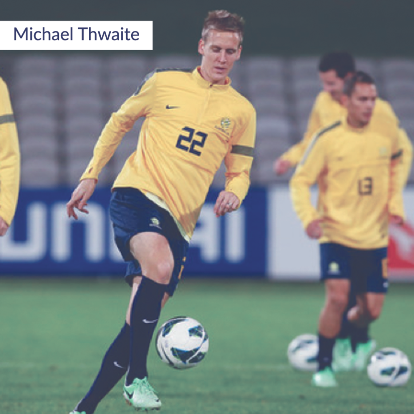 Michael Thwaite Friday Five The Football Centre Perth