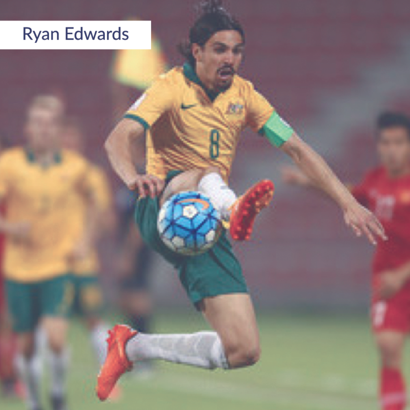 Ryan Edward Friday Five The Football Centre Perth