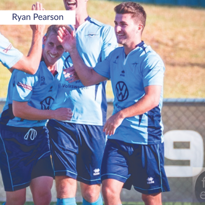 Ryan Pearson Friday Five The Football Centre Perth