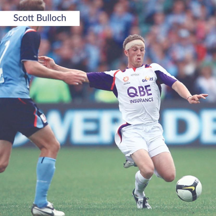Scott Bulloch Friday Five The Football Centre Perth