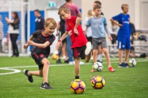 The Football Centre Birthday Parties