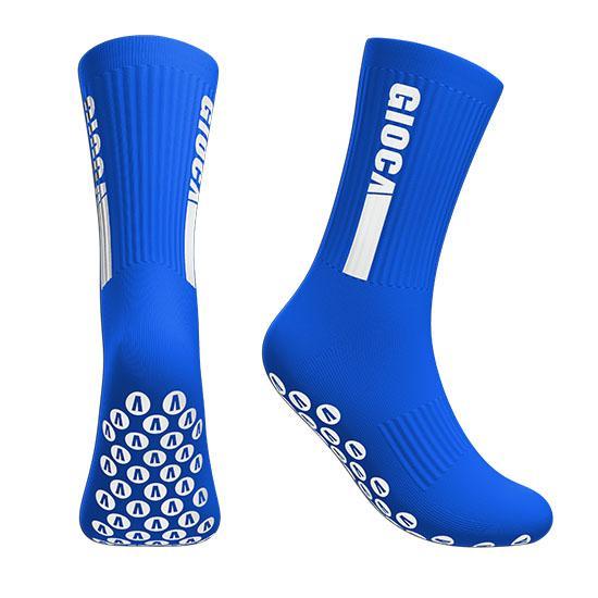 gioca socks royal blue