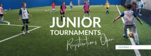 Junior Tournaments Registrations Now Open | The Football Centre