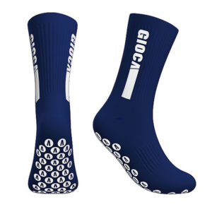 gioca grip socks navy